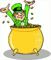 Leprechaun with Gold